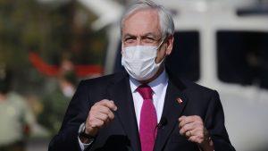 Presidente Piñera promulgó la ley que entrega un bono de $200 mil a quienes se quedaron sin saldo en sus cuentas de AFP