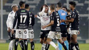 Esto fue lo que vio Fernando Véjar en el VAR en el polémico partido entre Colo Colo y Palestino