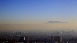 Intendencia de la RM decretó para este lunes 17 de mayo la primera preemergencia ambiental del año
