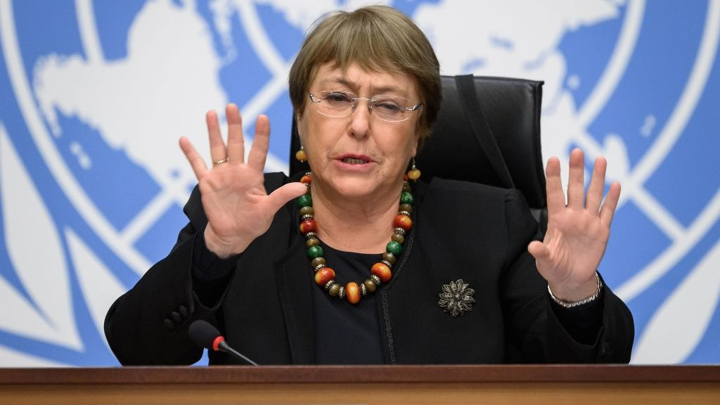 Michelle Bachelet llamó a la calma en medio de incertidumbre por elecciones presidenciales en Perú