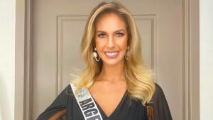 Miss Universo 2021: Representante de Argentina homenajeó a Maradona en desfile del concurso