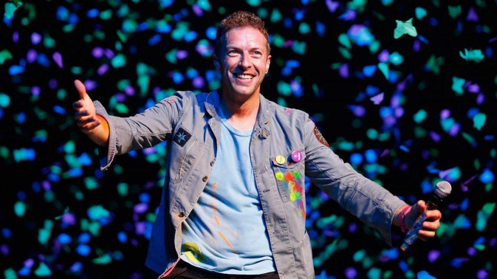 Chris Martin de Coldplay reveló que quieren titular las canciones de su nuevo álbum con emojis
