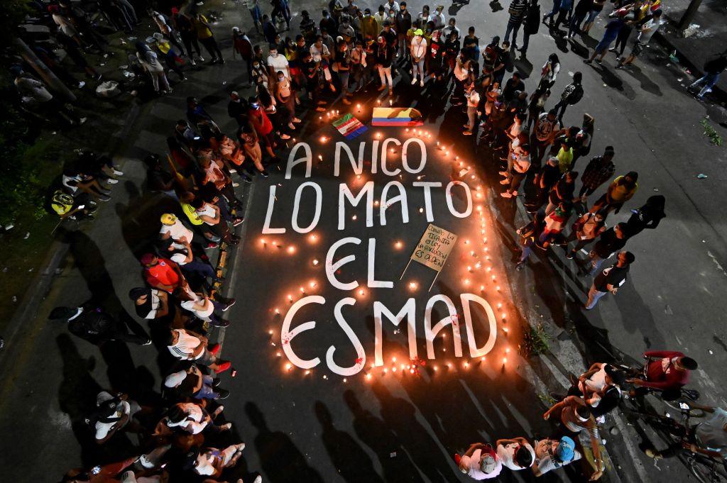 Familiares y cercanos recuerdan a Nicolas Guerrero asesinado en Cali
