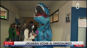 Chile, ¿país de dinosaurios?: Revisa los mejores memes que dejó la segunda jornada de elecciones