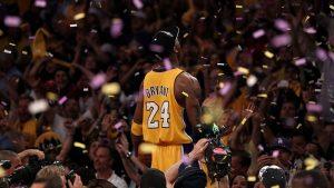 Presentado por Michael Jordan: Kobe Bryant fue inducido al Salón de la Fama del Baloncesto
