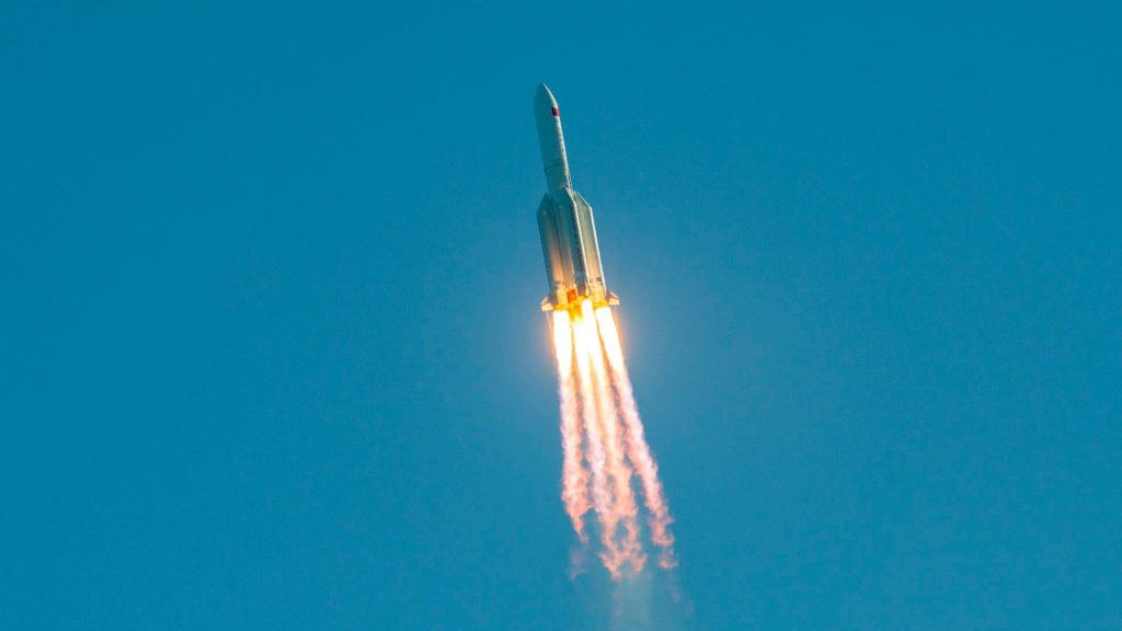 """La NASA alegó que China """"no cumple con las normas de responsabilidad"""" de desechos espaciales"""