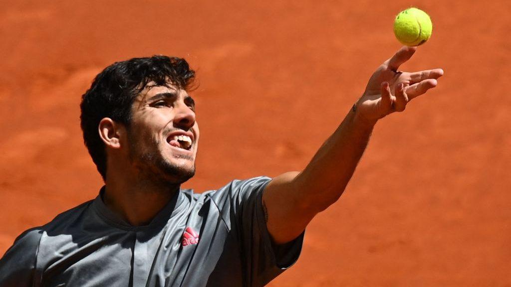 EN VIVO | Cristian Garin choca ante Matteo Berrettini buscando abrochar su paso a la semifinal del Masters 1000 de Madrid