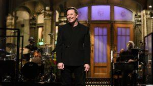 Elun Musk reveló que tiene síndrome de Asperger durante su monólogo en SNL