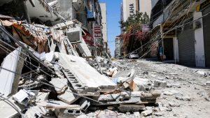 """Israel advirtió que tiene """"unidades terrestres que están preparadas"""" para actuar en la Franja de Gaza"""