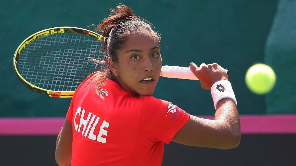 Su mejor semana del 2021: Daniela Seguel avanzó a semifinales del W25 de Praga