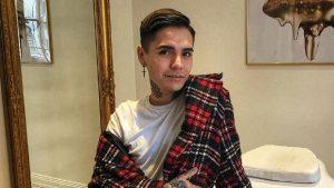 """""""38 grados de fiebre..."""": Leo Méndez Jr. desató preocupación entre sus seguidores por su salud"""