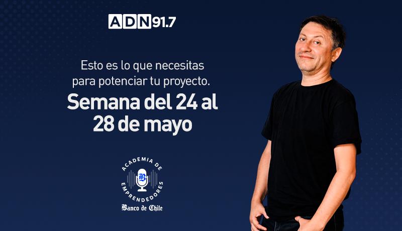 Esto es lo que necesitas para potenciar tu proyecto en la Academia de Emprendedores Banco de Chile