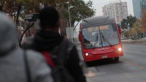 Ministerio de Transportes refuerza sus servicios para facilitar traslados de electores