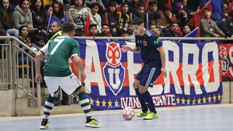 Viajarán a Uruguay: Equipo de Universidad de Chile de Futsal disputará la Copa Libertadores