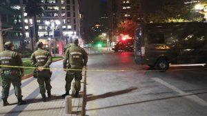 Carabineros realizó operativo en municipalidad de Las Condes por presunto artefacto sospechoso