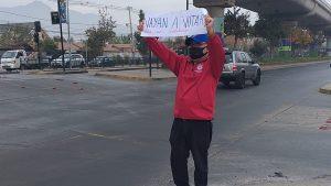 """El emocionante llamado de un vecino de Puente Alto: """"Para cambiar este país tenemos que salir y reaccionar"""""""