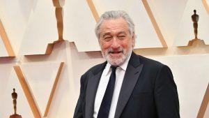 Robert De Niro se lesionó durante grabación de la nueva cinta de Scorsese