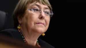 """Michelle Bachelet por elección de constituyentes: """"Espero que los jóvenes traigan esa mirada madura por un lado y fresca a la vez"""""""