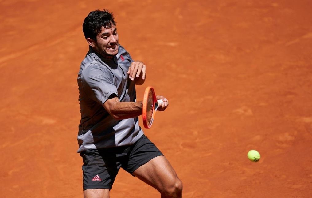 Cristian Garín y las mil personalidades en el mundo del tenis