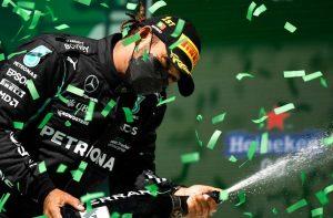 Lewis Hamilton se quedó con el triunfo en el Gran Premio de Portugal de la Fórmula 1