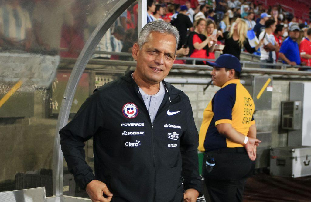 El ojito de Reinaldo Rueda: ha sido seleccionador en cuatro países justo en medio de graves crisis