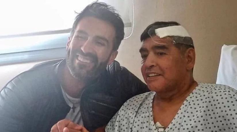 Médico personal de Diego Armando Maradona reapareció ofreciendo disculpas a la familia del fallecido exfutbolista