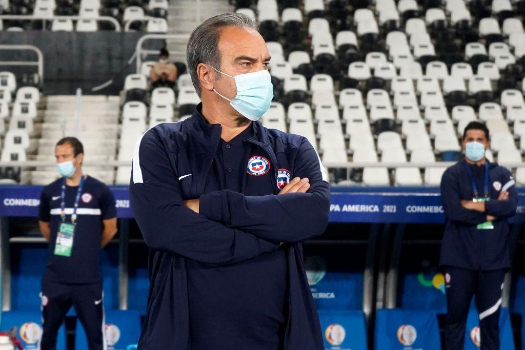 """Martín Lasarte tras la igualdad ante Argentina por la Copa América: """"No es para hacer una fiesta"""""""