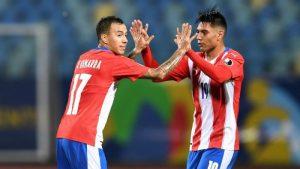 Paraguay se lo dio vuelta a Bolivia en Goiás y quedó comandando el Grupo B de la Copa América