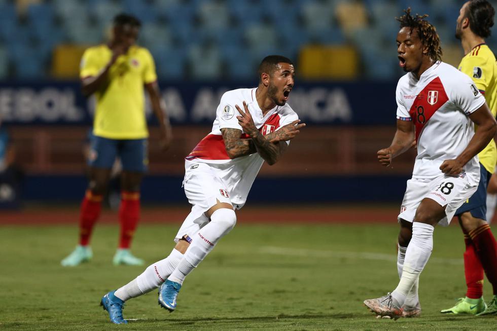 Perú dio el batacazo ante Colombia en la Copa América y se llenó de ilusión en clasificar a los cuartos de final