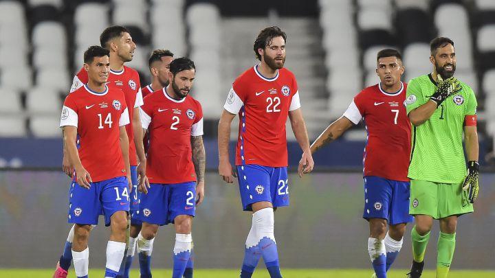 Chile gana por la mínima diferencia a Bolivia en Copa América