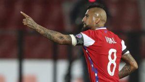 """""""Todo se puede, equipo"""": La alegría de Vidal después de la igualdad ante Argentina por la Copa América"""