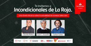 ADN, Futuro, AS y Santander presentan Incondicionales de la Roja: en Copa América y Tokio