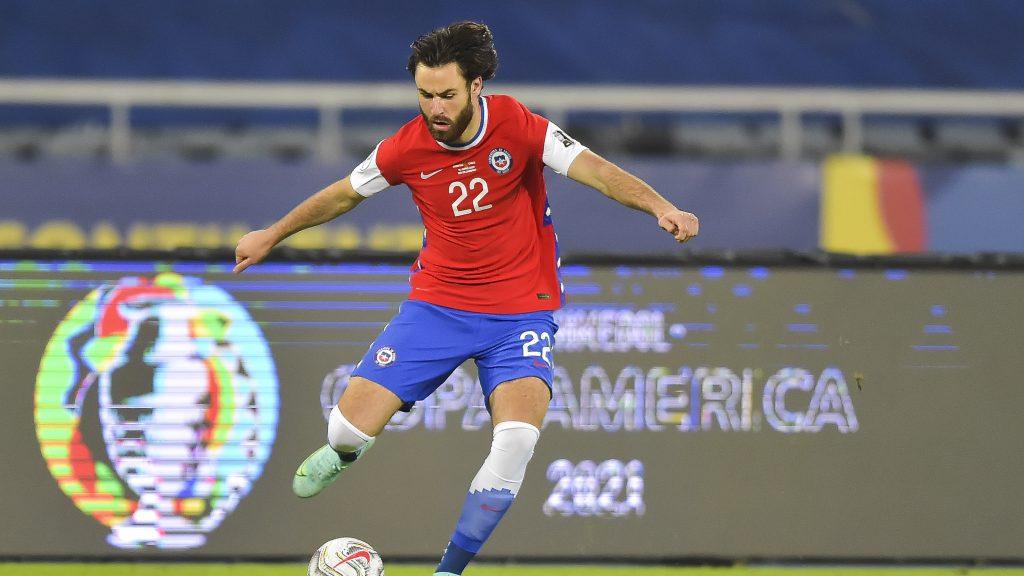 Ben Brereton se ganó el cariño de las redes sociales tras su debut por Chile en la Copa América