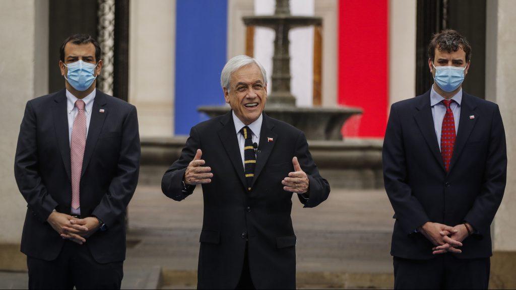 Presidente Piñera y Convención Constitucional: Primera sesión será el 4 de julio