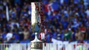 Copa Chile: ANFP entregó el detalle de los días y hora para la primera ronda del torneo