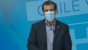 """Gobierno respaldó los dichos del ministro Paris por paro de funcionarios de Hospital Barros Luco: """"Tiene razón"""""""