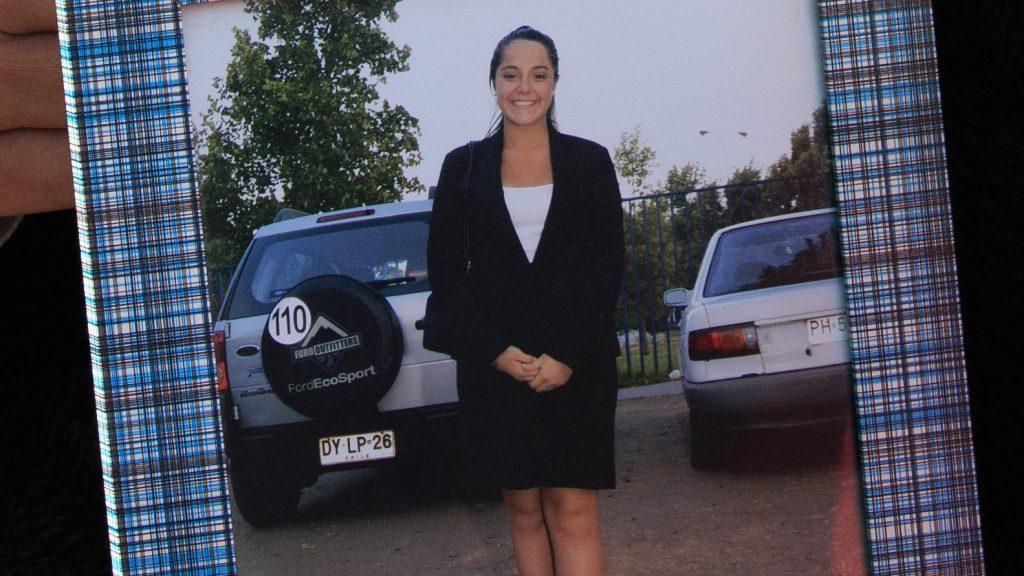 PDI realizó responso de subinspectora Valeria Vivanco en Escuela de Investigaciones