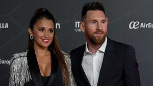 Lionel Messi está de cumpleaños: su esposa Antonela Roccuzzo publicó una inédita foto juntos