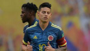 """James Rodríguez se fue en picada contra Reinaldo Rueda por no convocarlo para Copa América: """"Me faltaron el respeto"""""""