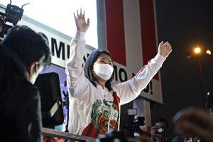 La tercera era la vencida: Las derrotas presidenciales de Keiko Fujimori en Perú
