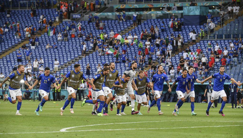 Con Italia con campaña perfecta: Eurocopa 2020 tiene a sus primeros clasificados a cuartos de final