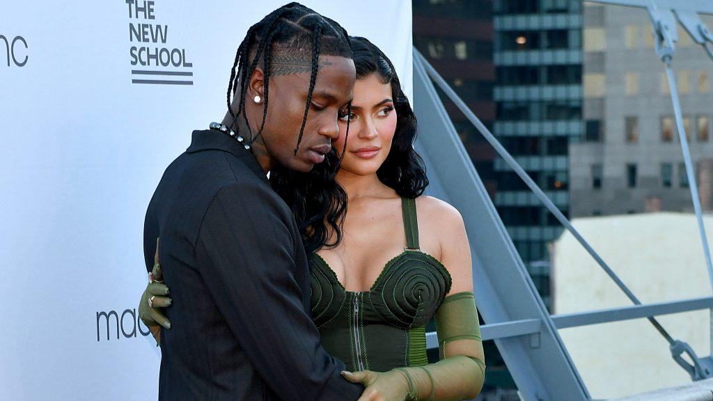¿Reconciliación? Travis Scott le dedicó tiernas palabras a Kylie Jenner en discurso tras ganar premio