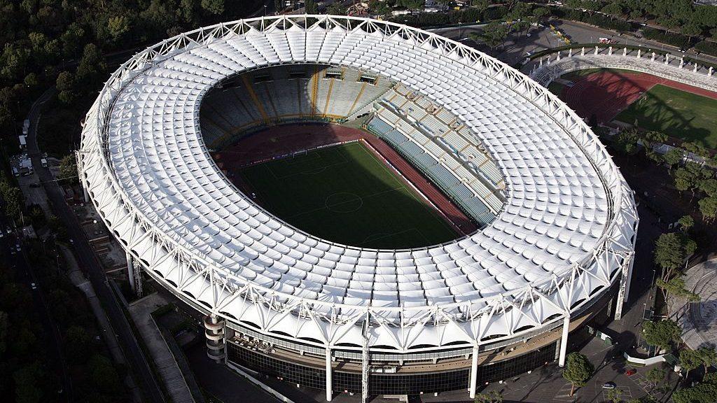 Desactivan bomba en las inmediaciones del Estadio Olímpico de Roma
