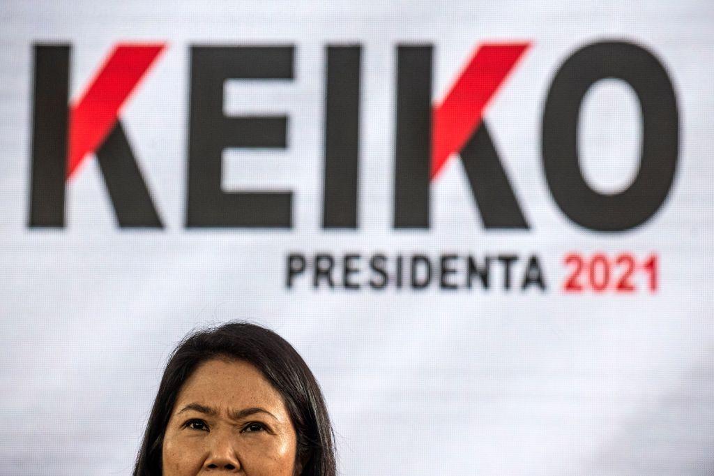 Keiko Fujimori suma su tercera derrota consecutiva como presidenciable