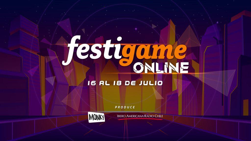 ¡Vuelve FestiGame! Así será la nueva versión online del evento de videojuegos más grande del país