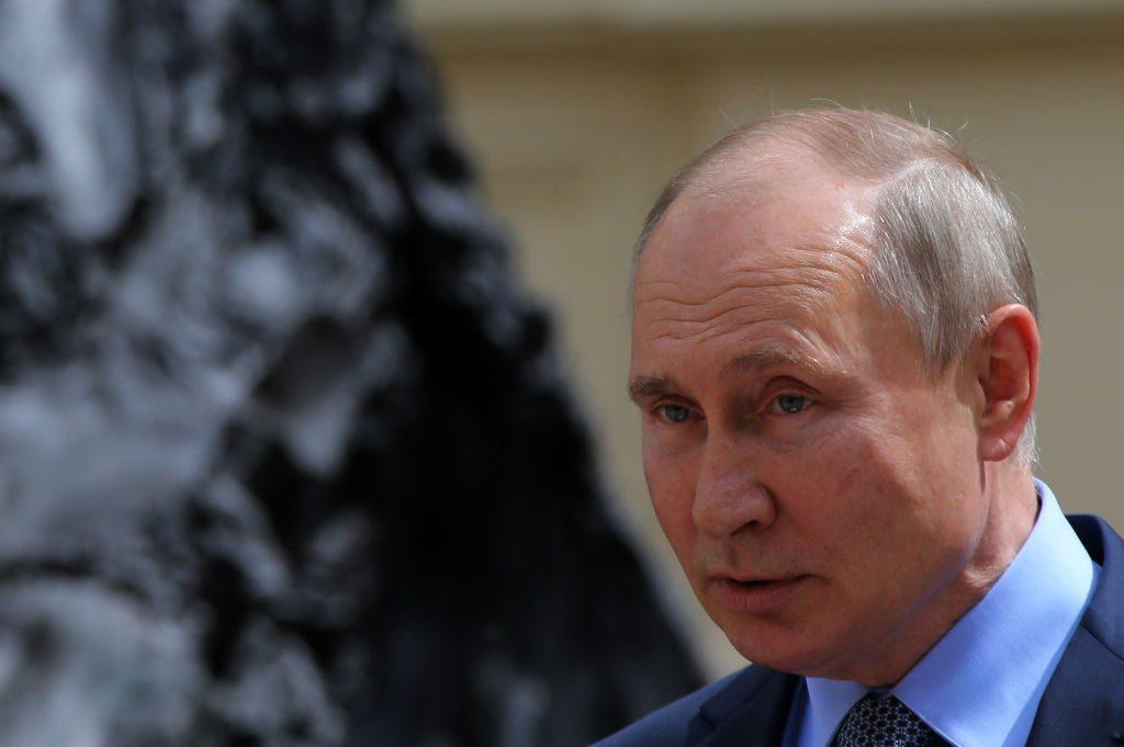 Putin descartó que Rusia esté en una guerra informática contra Estados Unidos