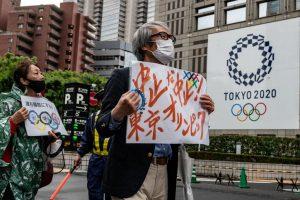 Japón decide si habrá hinchas en los JJOO cuando sólo 34% de la población apoya el evento