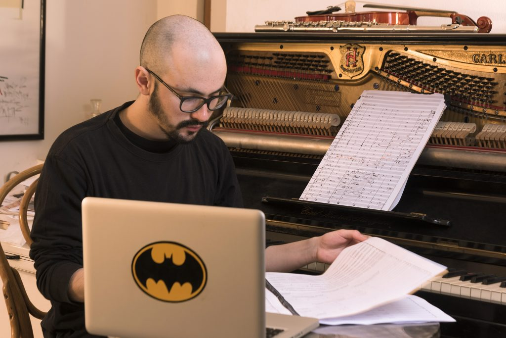 Tomás Brantmayer, compositor chileno