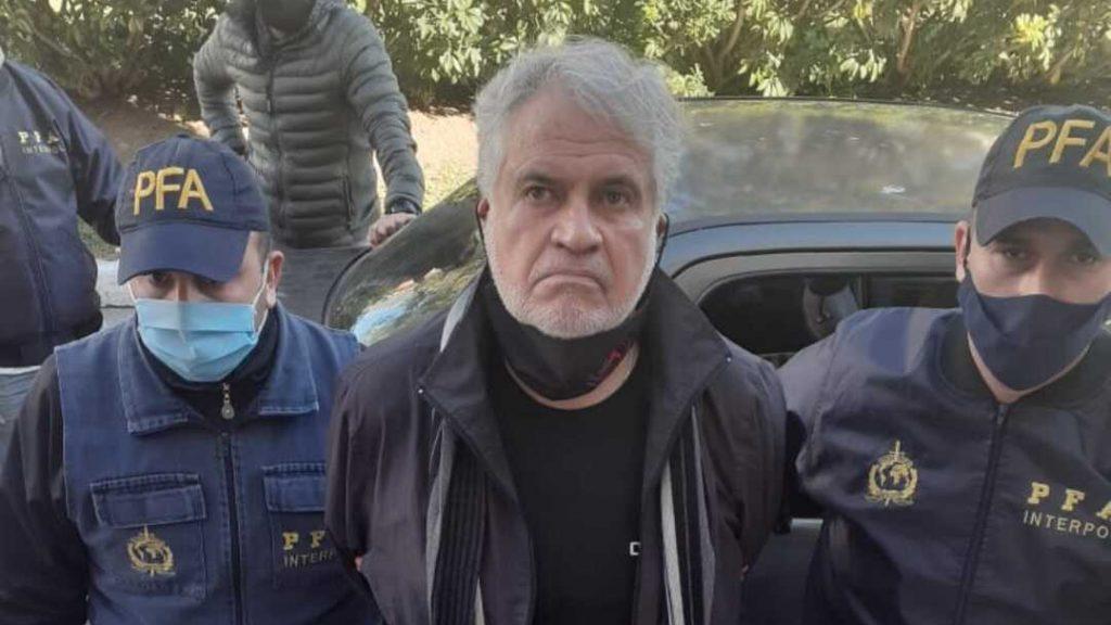 Capturaron en Argentina al chileno Walter Klug Rivera, excoronel condenado por violaciones a los DD.HH. en dictadura
