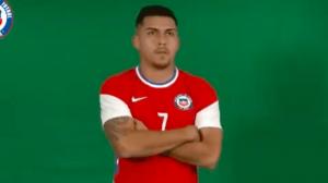 """Pinares heredó la """"7"""": Así fue la sesión fotográfica de la Selección Chilena para la Copa América"""